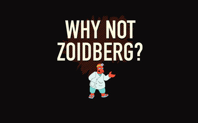 Why not Zoidberg? [2] wallpaper