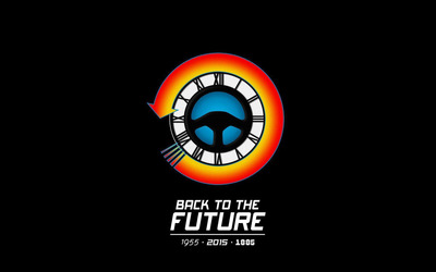 Back to the Future [2] wallpaper