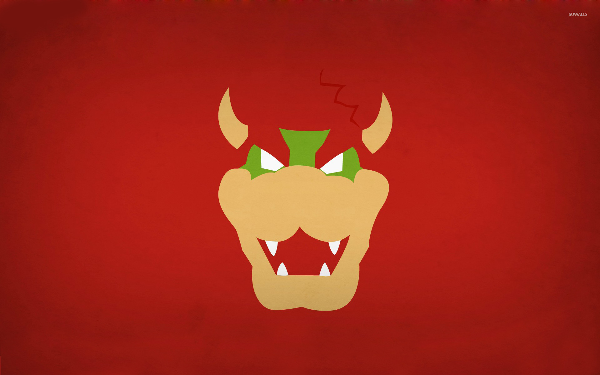 Bowser Super Mario Bros 2 Wallpaper Minimalistic Wallpapers