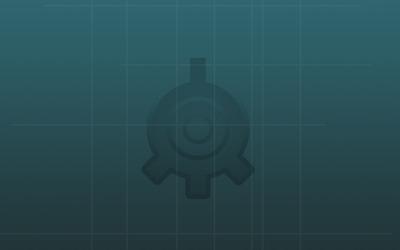 Code Lyoko logo wallpaper