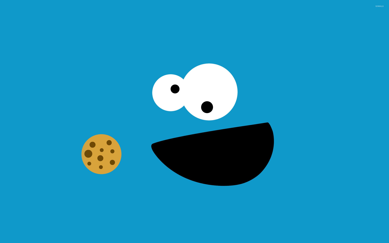 Cookie Monster from Sesame Street wallpaper - TV Show