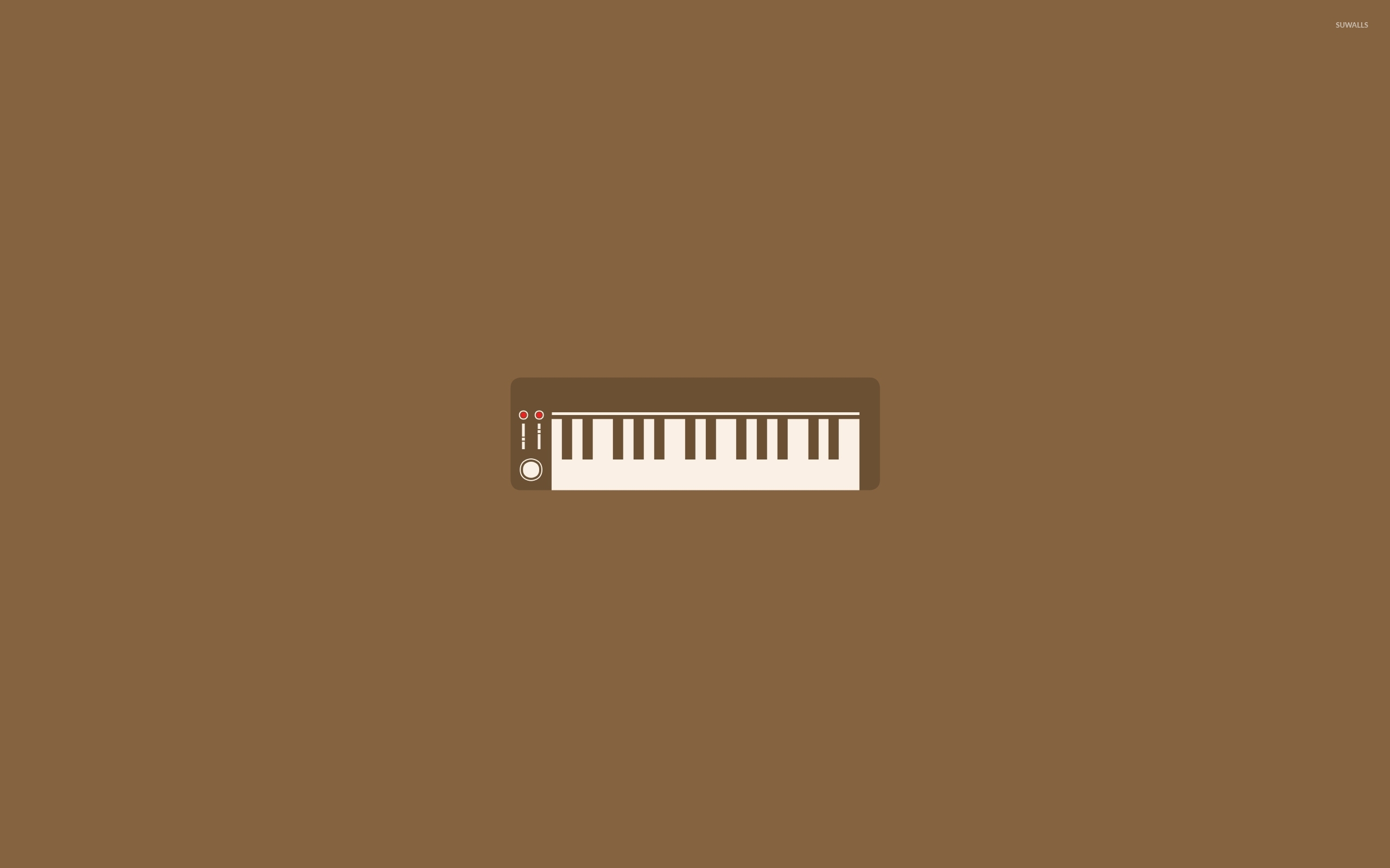 Electric Piano Wallpaper Minimalistic Wallpapers 42815