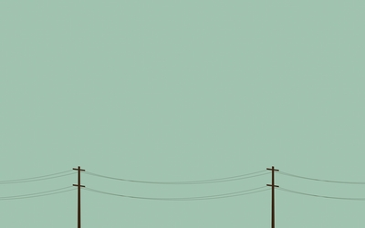 Electric pole wallpaper