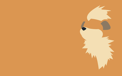 Growlithe wallpaper