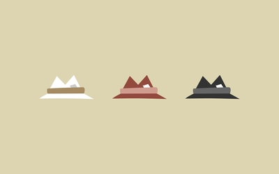 Hats [2] wallpaper