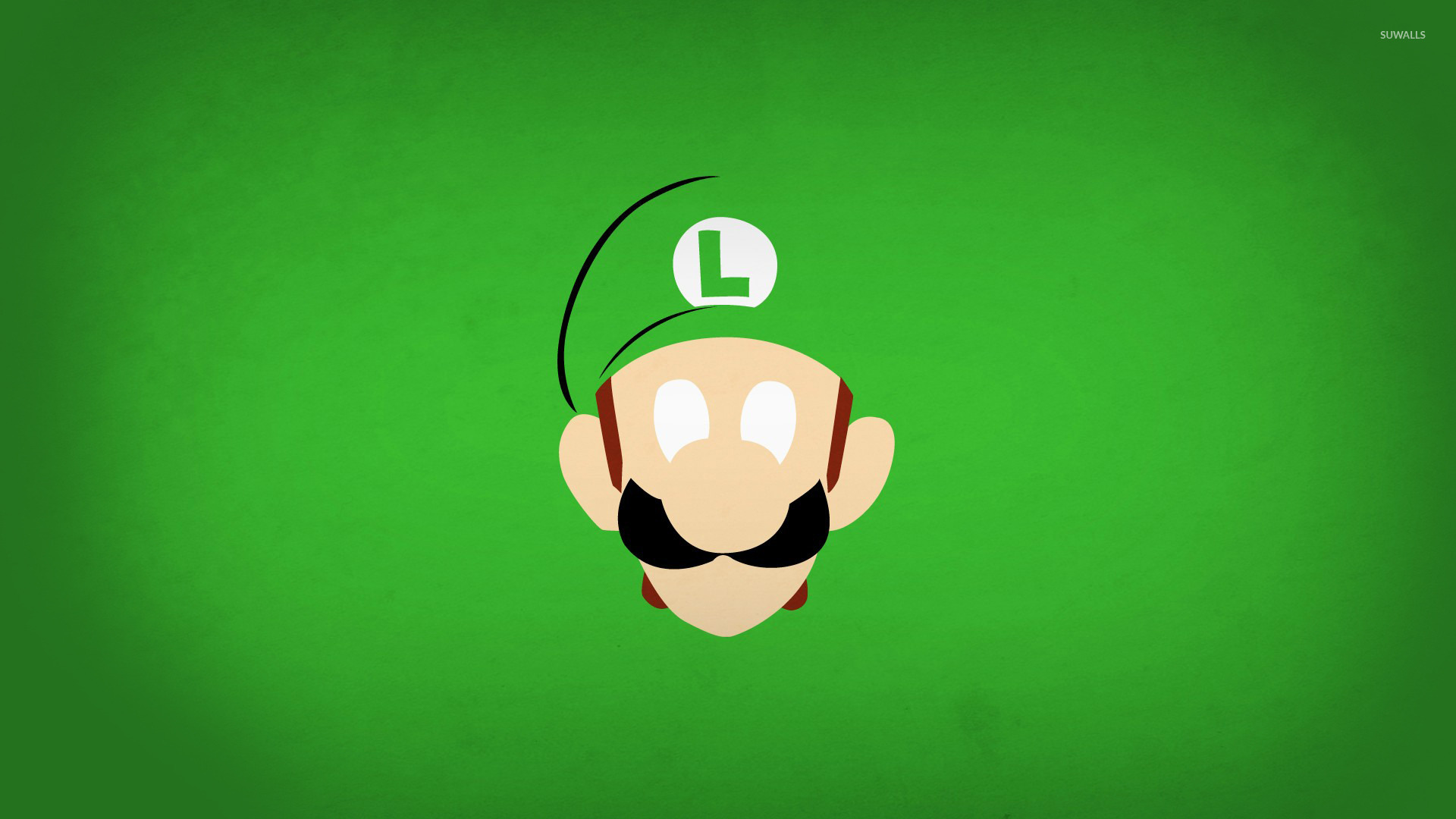 Luigi mario bros wallpaper minimalistic wallpapers 21020 luigi mario bros wallpaper altavistaventures Gallery