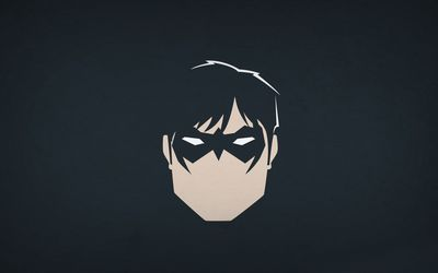 Nightwing [2] wallpaper