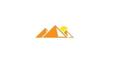 Pyramids [2] wallpaper