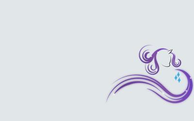 Rarity - My Little Pony wallpaper