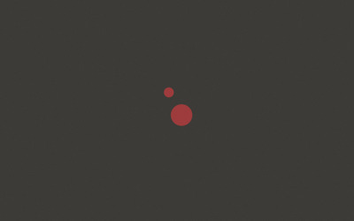 Red dots wallpaper