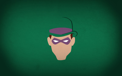 Riddler - Detective Comics wallpaper