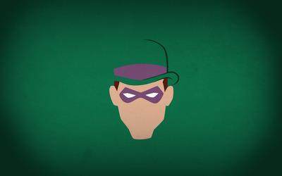 Riddler - Detective Comics Wallpaper