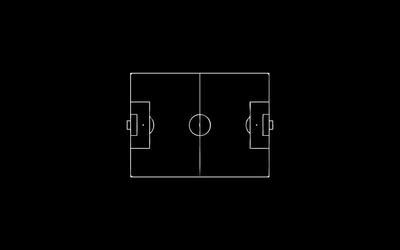 Soccer field [2] wallpaper