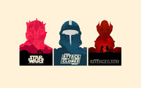 Star Wars minialist posters wallpaper 1920x1200 jpg