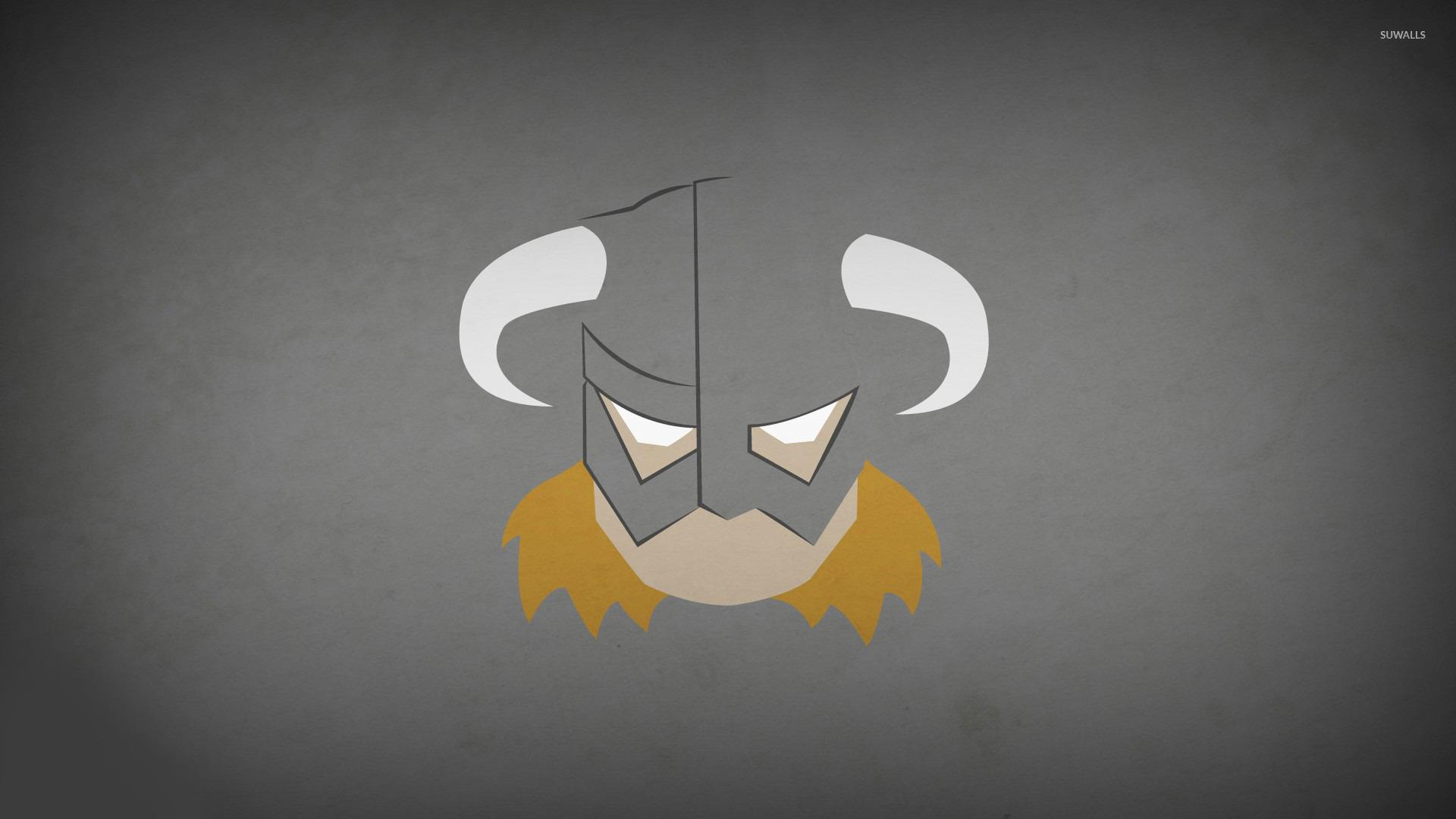 The Elder Scrolls V Skyrim 28 Wallpaper Minimalistic