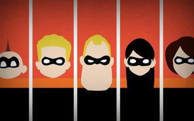 The Incredibles [4] wallpaper