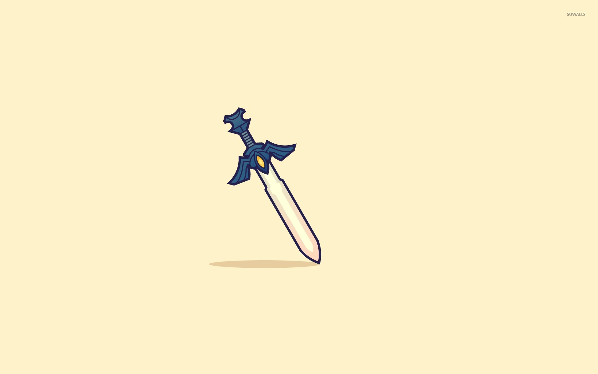 zelda minimalist wallpaper - photo #27