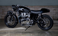 2010 Triumph Bonneville wallpaper 1920x1200 jpg