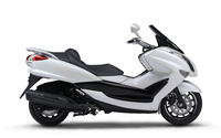 2011 Yamaha Majesty wallpaper 1920x1200 jpg