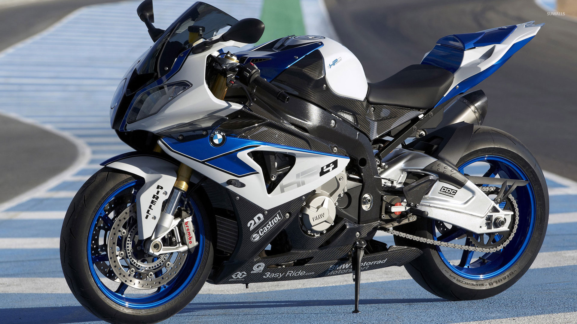 2013 Bmw S1000rr Hp4 Wallpaper Motorcycle Wallpapers 18393
