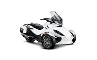 2013 Can-Am Spyder ST wallpaper 2560x1600 jpg