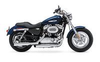 2013 Harley Davidson Sportster XL1200C wallpaper 2560x1600 jpg