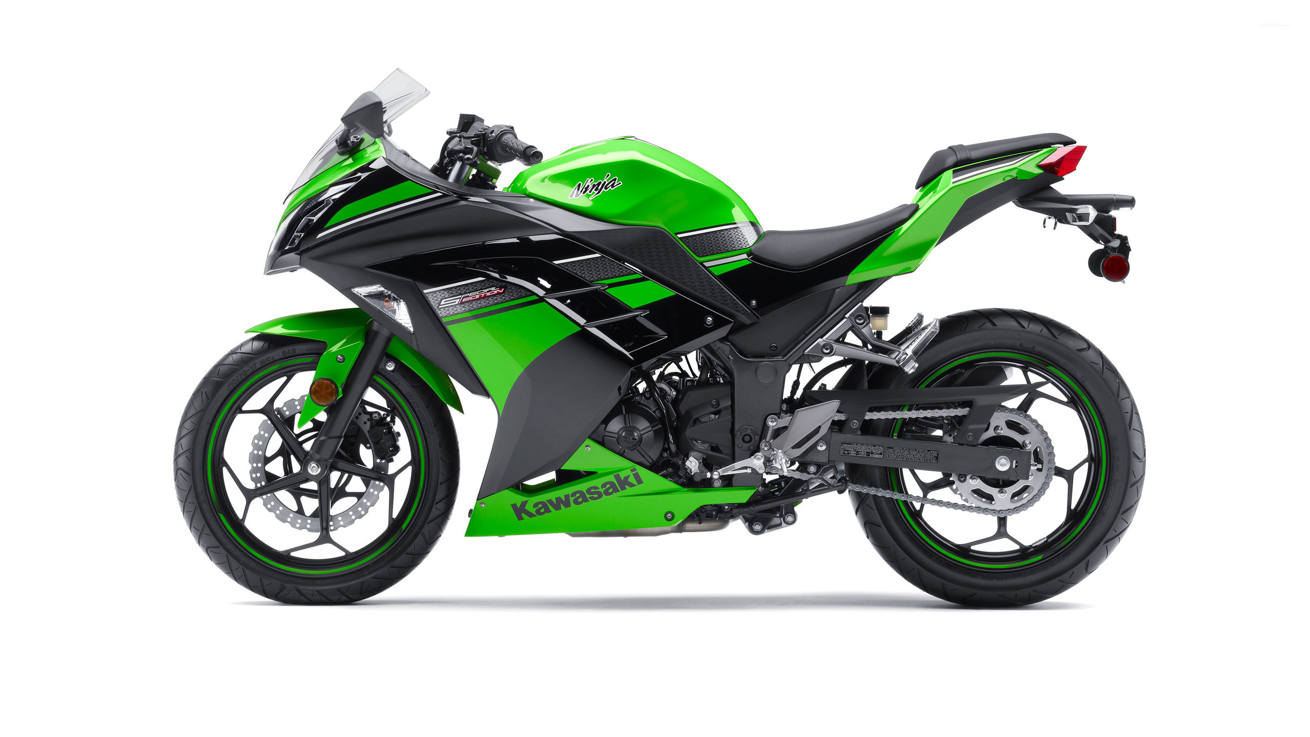 2013 Kawasaki Ninja 300 Wallpaper  Motorcycle Wallpapers