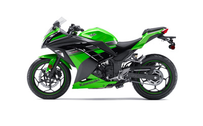 2013 Kawasaki Ninja 300 wallpaper