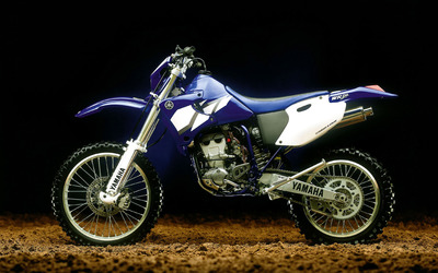 2015 Yamaha WR250F wallpaper