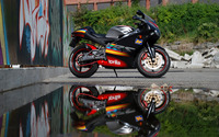 Aprilia RS125 wallpaper 2560x1600 jpg