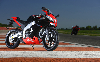 Aprilia RS4 125 [6] wallpaper