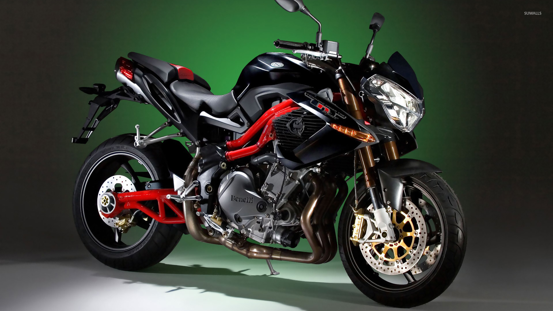 2013 Benelli Tornado Naked TRE 1130 R Review - Top Speed
