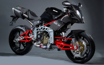 Bimota Tesi 3D wallpaper