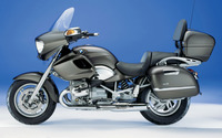 Black BMW R1200C side view wallpaper 1920x1200 jpg