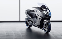 BMW Concept C [2] wallpaper 2560x1600 jpg