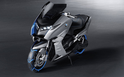 BMW Concept C wallpaper