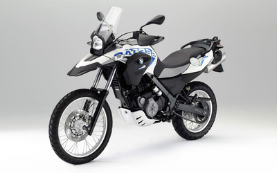 BMW G650 GS Sertao [2] wallpaper