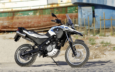 BMW G650 GS Sertao [3] wallpaper