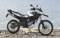 BMW G650 GS Sertao [4] wallpaper 2560x1600 jpg
