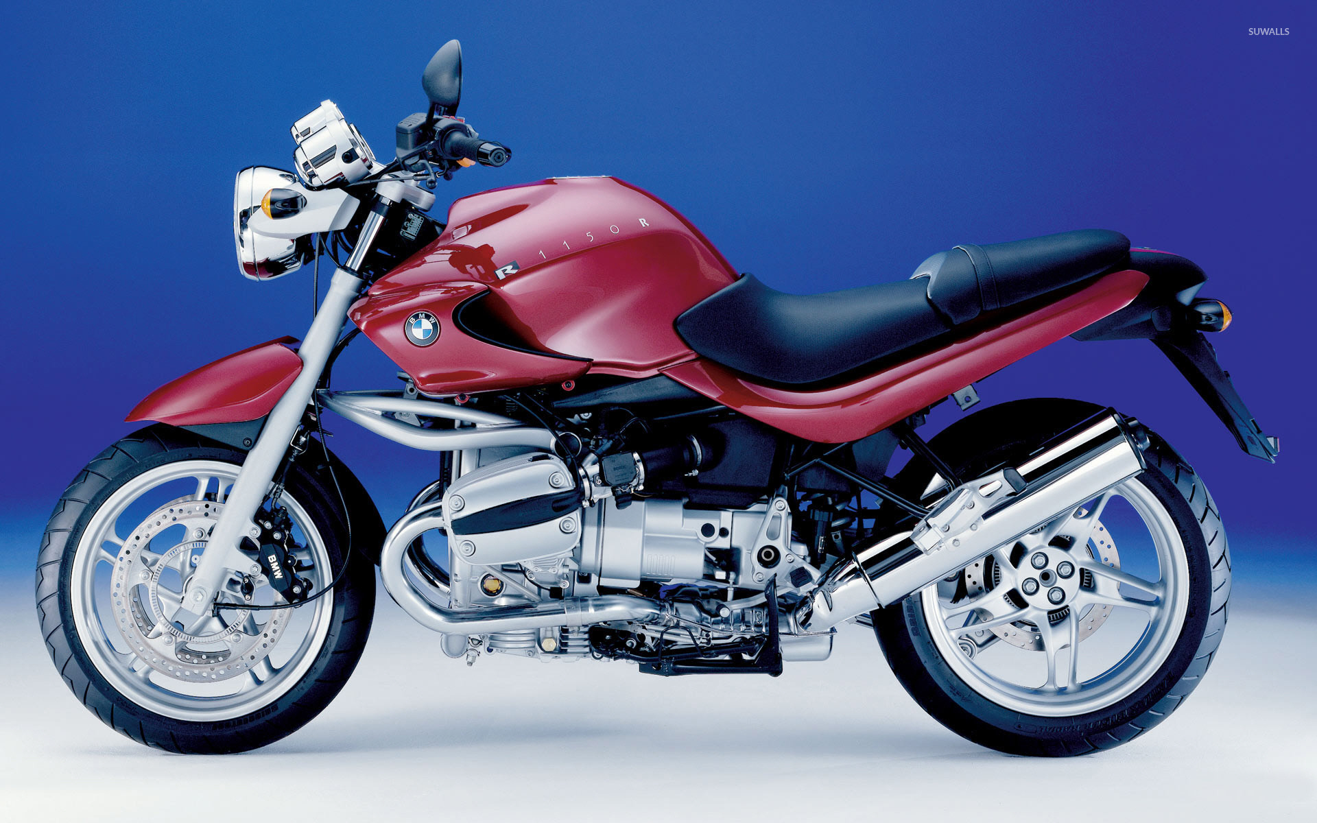 BMW R1150R Wallpaper  Motorcycle Wallpapers 9278