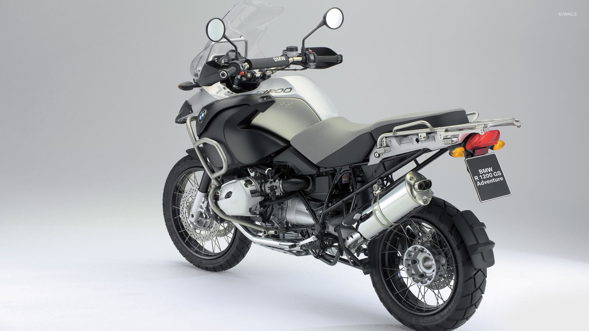 BMW R1200GS [2] Wallpaper
