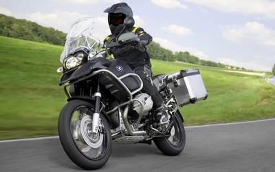 BMW R1200GS [8] wallpaper