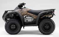 Camouflaged Honda ATV wallpaper 1920x1200 jpg