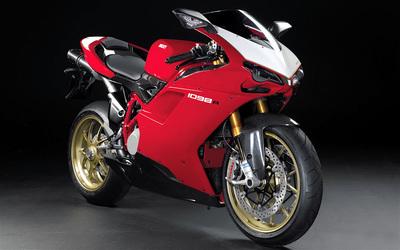 Ducati 1098 [2] wallpaper