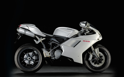 Ducati 848 [3] wallpaper