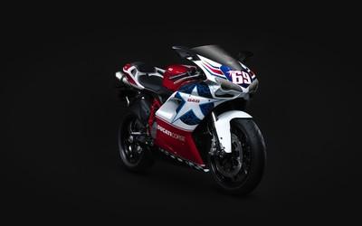 Ducati 848 [2] wallpaper
