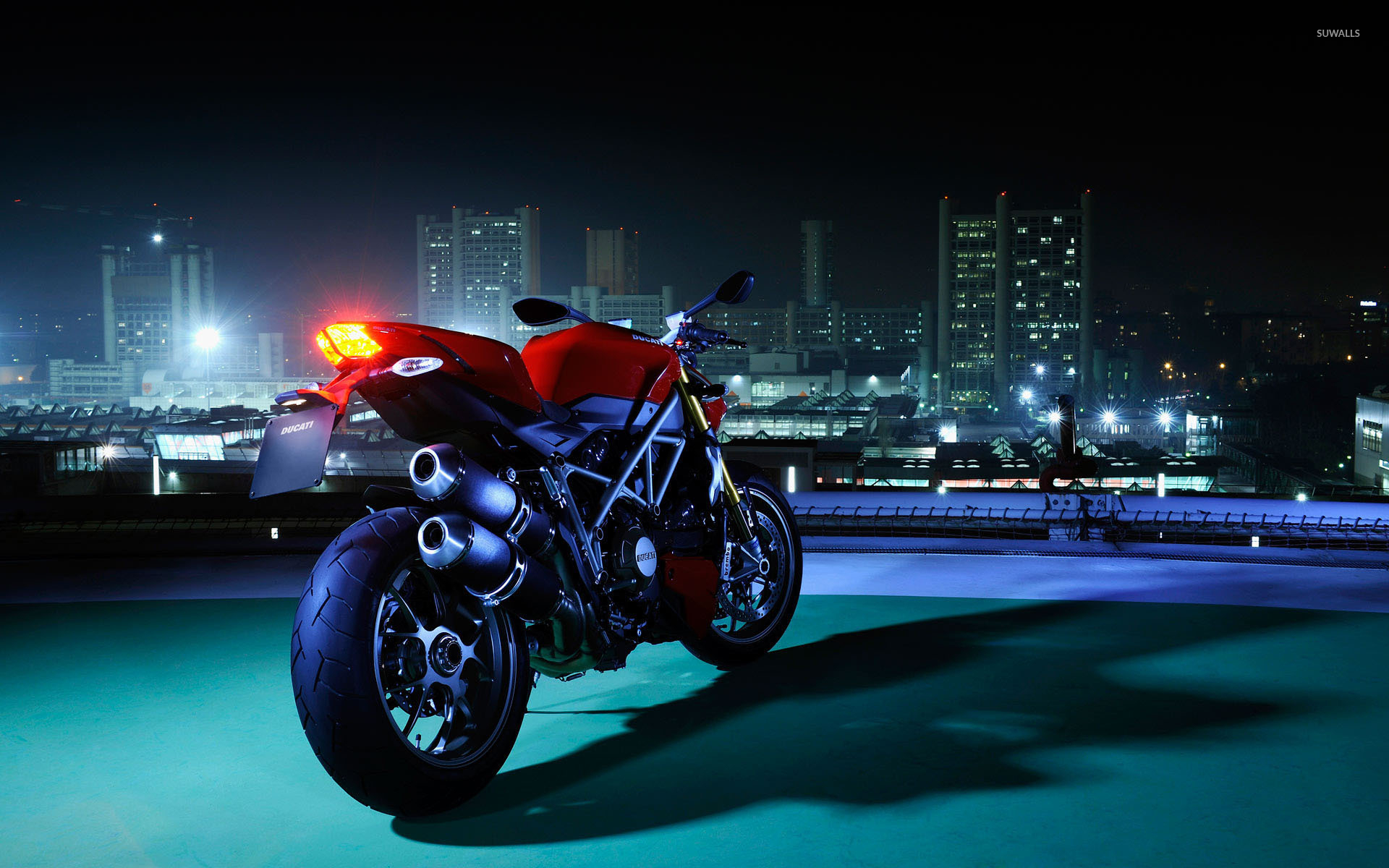 Ducati Monster [2] wallpaper - Motorcycle wallpapers - #34929