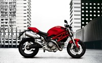 Ducati Monster 696 wallpaper 1920x1200 jpg