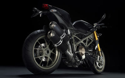Ducati Streetfighter [2] wallpaper