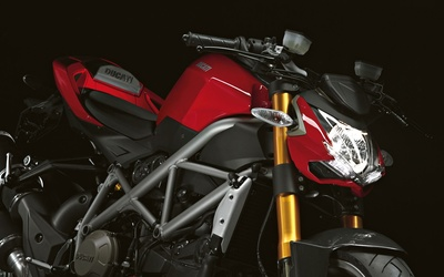 Ducati Streetfighter [4] wallpaper